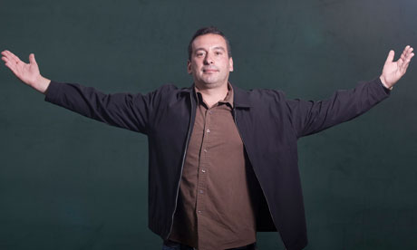 Bad sex award nominee Christos Tsiolkas, who provides shocks in his new ...