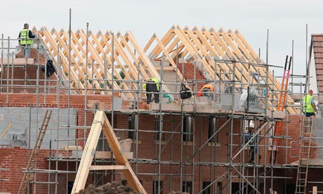 House building scheme designed to kickstart market for Home building sites