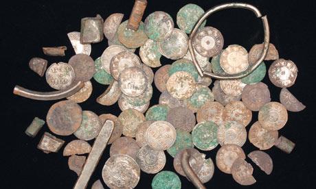Furness hoard coins