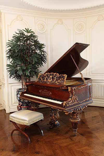 michael jackson auction: Michael Jackson's piano