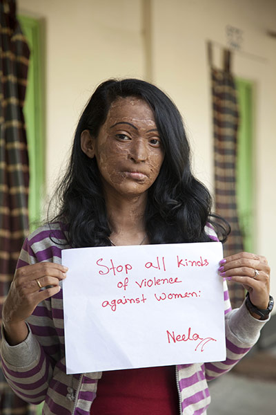 ASN: Acid Survivors Network in Bangladesh