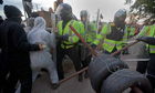 The evictions at the Dale Farm Traveller site in Essex