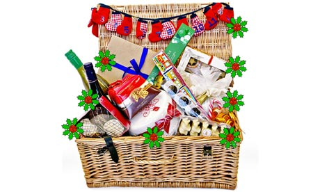 Christmas hamper interactive 2011