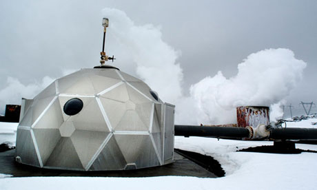 geothermal energy plant iceland