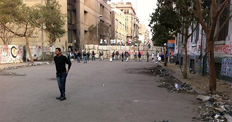 barrier-cairo