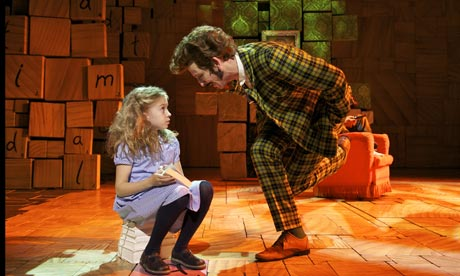 Matilda – review
