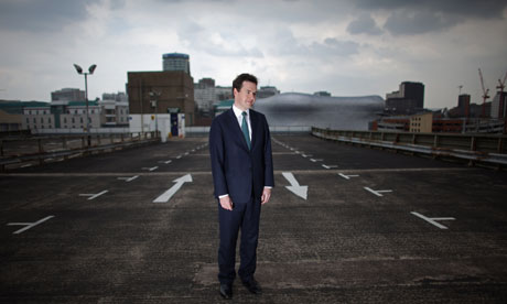 George Osborne: suspicion and admiration on the Tory benches