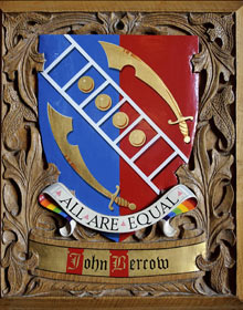 Bercow coat of arms