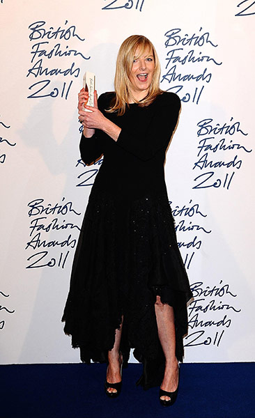 British fashion awards: British fashion awards