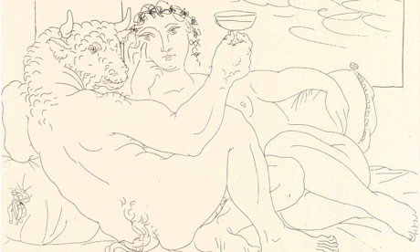 Picasso etchings bought for British Museum thanks to ?1m donor