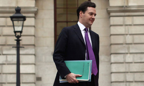 George Osborne increases squeeze on poor families with cuts to tax credits