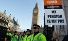 Public sector strike