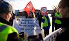 public service strike salisbury