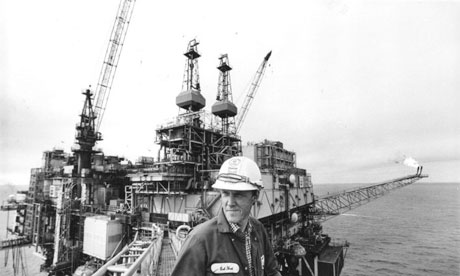From the archive, 4 November 1975: Wilson wants Buy British code in oil revolution