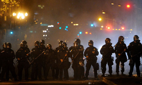 Occupy Oakland clashes
