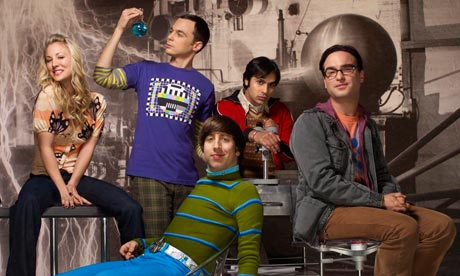Big Bang Theory Staff