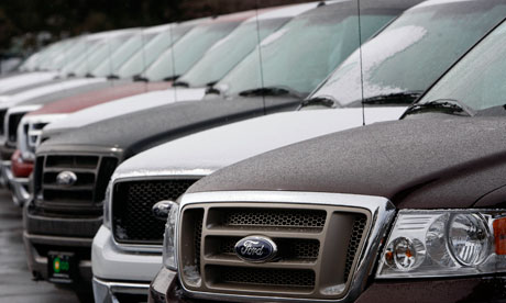 ford business environment The case examines the environmental sustainability initiatives at the us based ford motor company (ford) founded in 1903, ford was the fourth-largest automaker in.