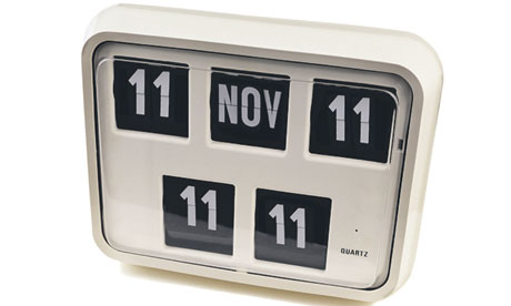 11.11 on 11/11/11: are you going to mark the palidromic moment in time?