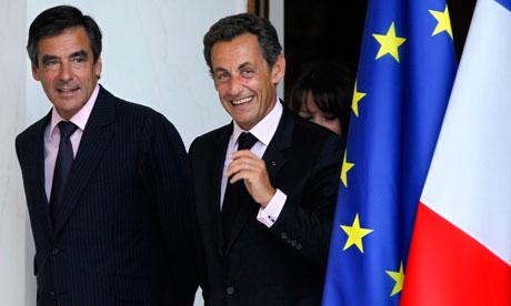 Sarkozy and Fillon