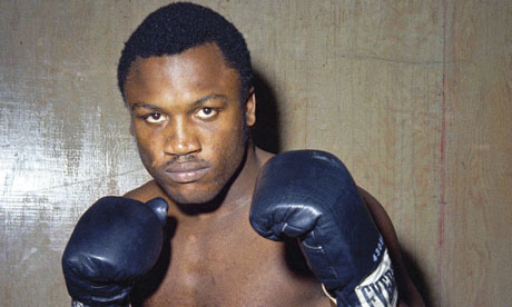 Joe Frazier in 1969