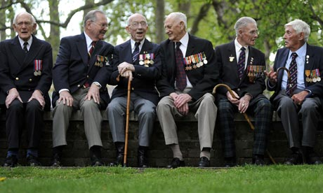Dunkirk Veterans Reunited after 70 Years