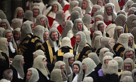 Judges supreme court political