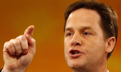 Nick Clegg will warn that solving the debt crisis is not enough to prevent European decline