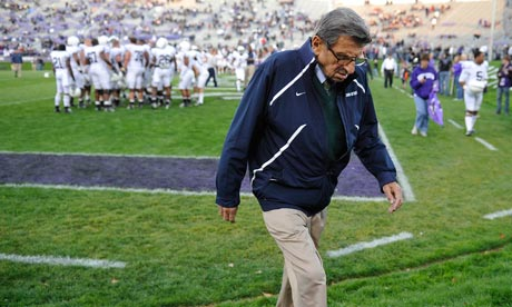 Joe Paterno's Curious Real Estate Move