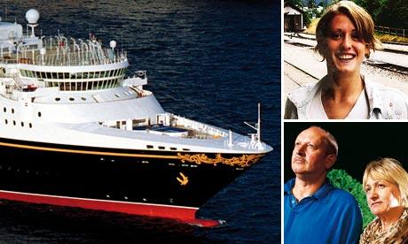 Rebecca Coriam: lost at sea