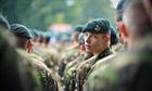 UK troops in Paderborn