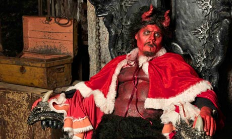 Satan's Grotto, London Dungeon