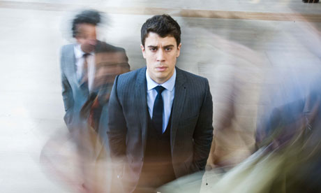 Toby Kebbell in The Entire History of You.