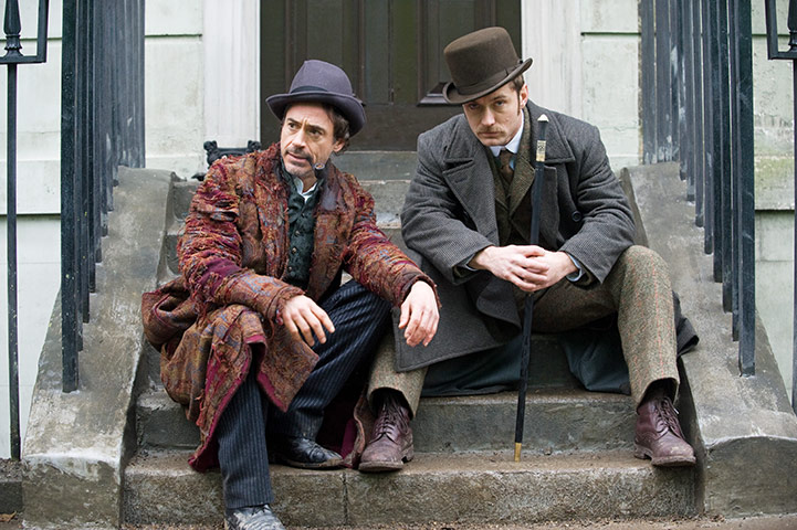 10 best fictional sleuths: Sherlock Holmes