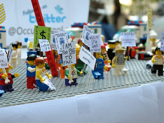 [clint]/Flickr - Occupy Wall Street