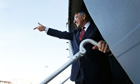 Defence secretary Panetta meets with Middle Eastern leaders in five-day trip
