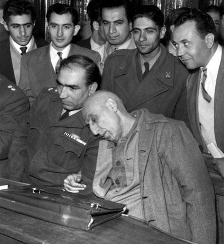 mossadegh trial