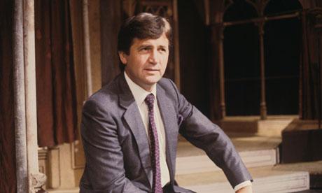Melvyn Bragg in 1987
