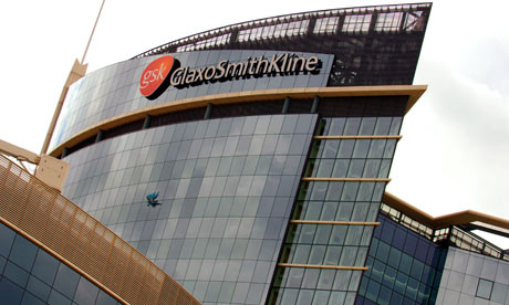 GlaxoSmithKline House in west London
