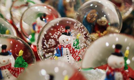рождественские шары