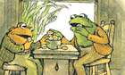 Frog and Toad illustration by Arnold Lobel