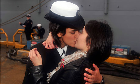 Top 10 lesbian kisses of all time | Julie Bindel | Comment is free