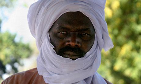 Khalil Ibrahim in 2007
