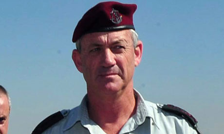 Benny Gantz said there would be 'no escape from conducting a significant operation'