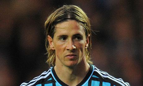 Fernando Torres form a concern, admits Spain coach Vicente del Bosque | Football | The Guardian - Fernando-Torres-007