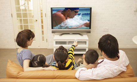 PRINCESS TAN Watching TV is Bad for Children