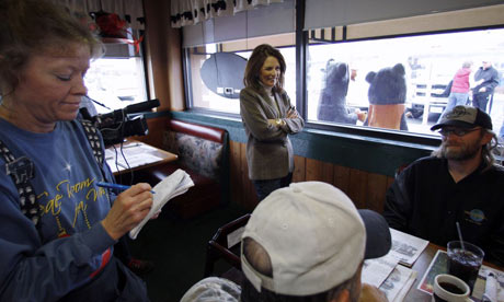 Michele Bachman in Iowa