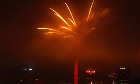 Auckland Celebrates New Years Eve