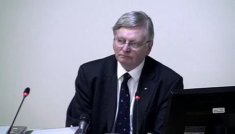Francis Aldhouse, longserving former deputy information commissioner