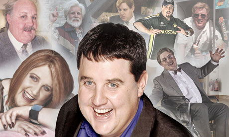 Peter Kay Night montage