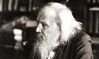 Russian chemist Dmitri Mendeleev